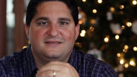 Former Spotswood Mayor Nicholas Poliseno
