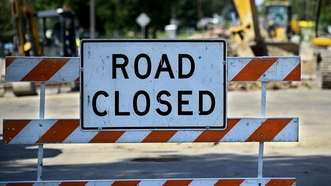 Starting Friday, a portion of Flood Road will be receiving repairs. Expect detours and a slight travel delay.