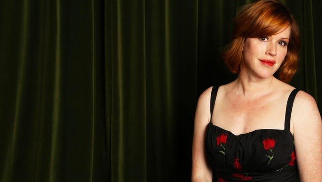 Molly Ringwald, shown in 2013 in Los Angeles.
