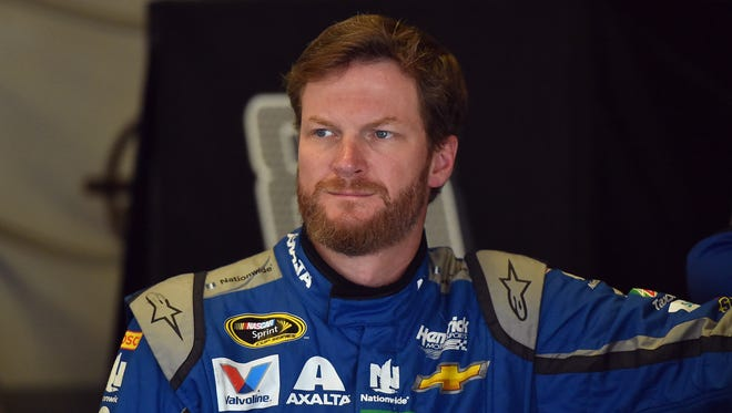 Dale Earnhardt Jr. has admitted racing with a concussion in the past.