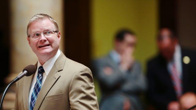 Sen. Damon Thayer, R-Georgetown.