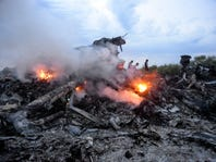 New video of MH17 downing in Ukraine surfaces