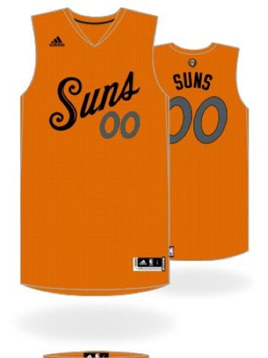 0169ba456af6 Suns Christmas uniforms for next season leaked