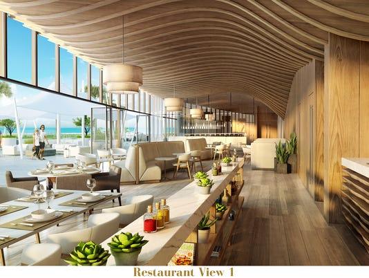 Portofino Phase 2 Restaurant View