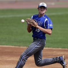Athens' Seth Coker receives WBCA Division 4 baseball player of the year honor