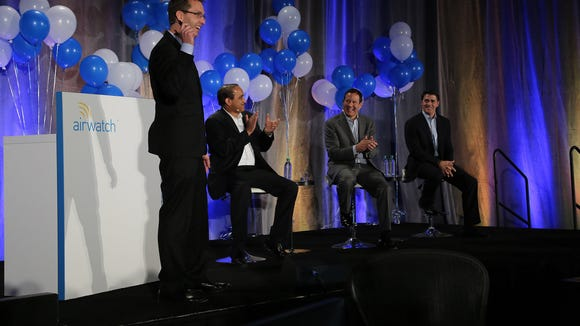 VMware acquires AirWatch
