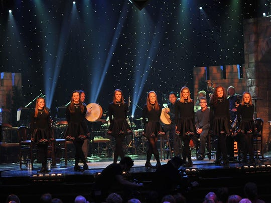 """""""Christmas with the Celts"""" stops in Norwich on Dec. 17."""