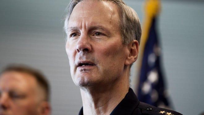 Milwaukee Police Chief Edward Flynn.