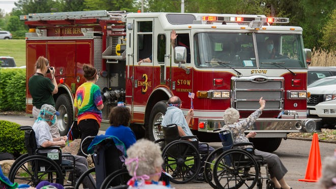 Stow fire department will have 25% of its salaries from March to December 2020 covered by CARES Act funds from the county.