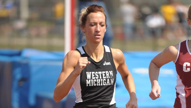 Battle Creek Central High School graduate Becky Horn will be enshrined in the 2018 Western Michigan University Athletics Hall of Fame.