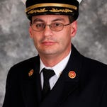 Fire Chief Kevin Gentry