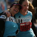 Photos: Detroit Free Press/Talmer Bank Marathon