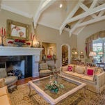 Hot Property: Fishers mansion is intensely French
