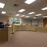 Visalia Unified School District board.