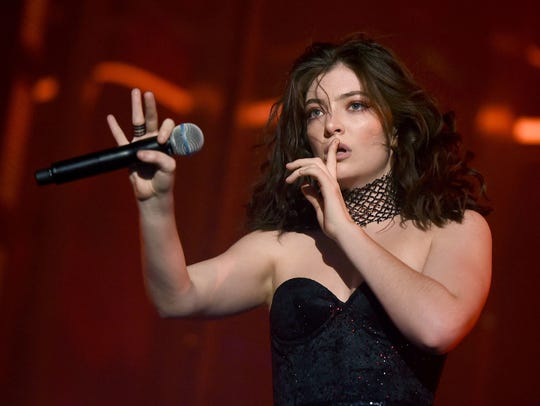"Lorde brings the ""Melodrama"" world tour to Wells Fargo Arena on March 25."