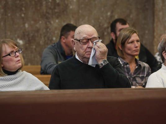 Michael Eric Wright Sentence