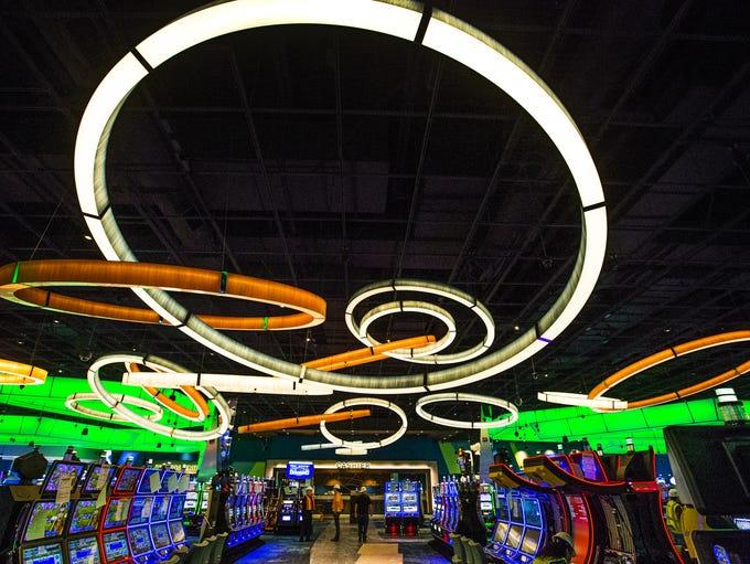 Dec. 20, 2015   The Desert Diamond Casino Diamond Desert