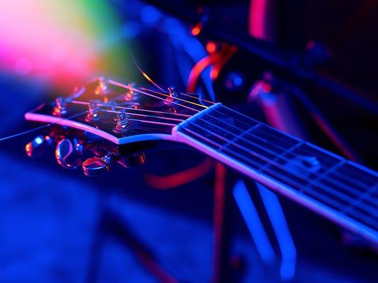#stockphoto Guitar Stock Photo