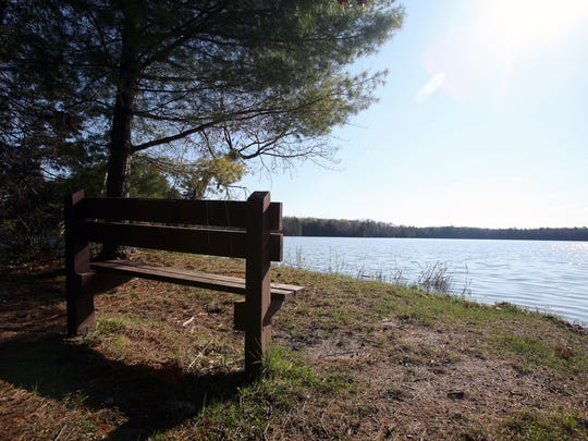Laura Lake Campground features sites along the beautiful