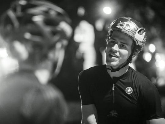 Red Bull athlete Addison Zawaba will be at the Hotter'N Hell Hundred to race in a 35-minute fixed-gear bike criterium Aug. 25.