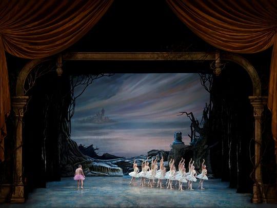 Swan Lake with American Ballet Theatre, Metropolitan Opera House, New York City