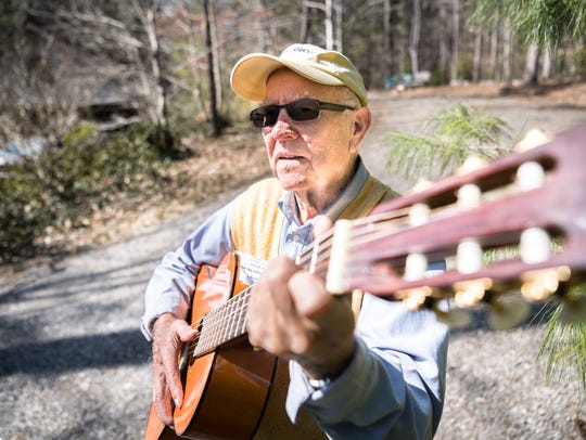 Billy Edd Wheeler, 85, a songwriter at his home in