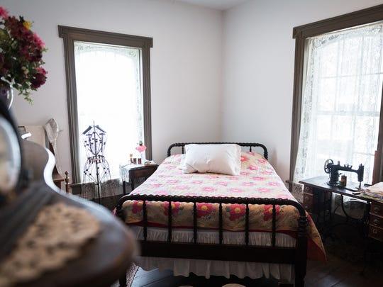 """Betty's Bedroom"" in the Historic Johnson Farm house"