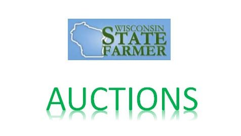 This week's listing of auctions