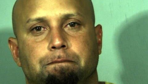 Omar J  Gonzalez, accused White House fence jumper.  Gonzalez had previously been arrested in Pulaski County, Va. in July, 2014.