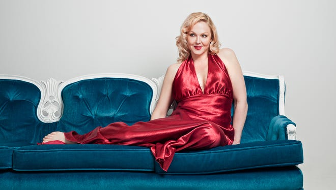 Storm Large will perform 7:30 p.m. April 19 at the Elsinore Theatre.