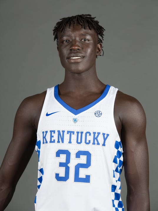 UK frosh a surprise you'll want to see coming