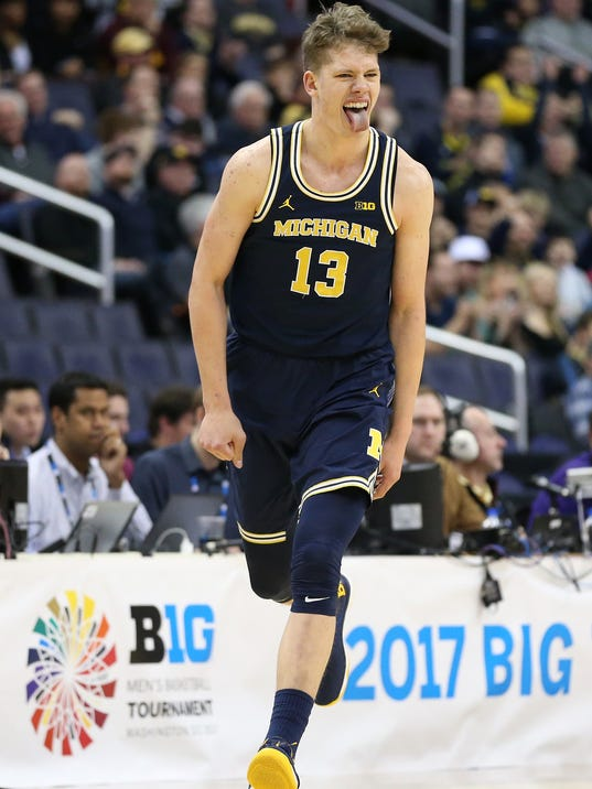 How to watch today's Michigan-Wisconsin Big Ten tournament ...