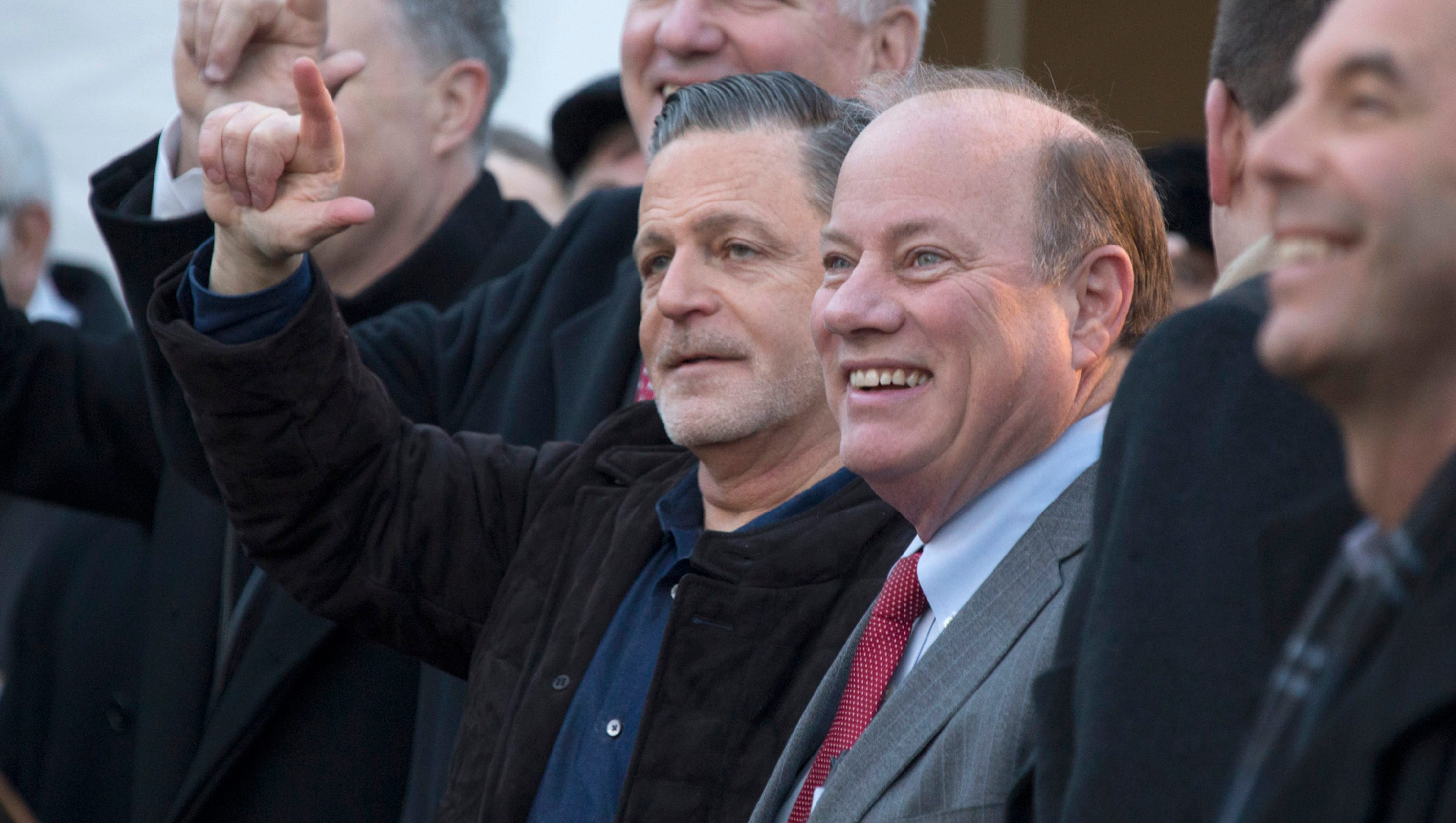 Duggan and Gilbert offer upbeat assessment of Detroit's ...