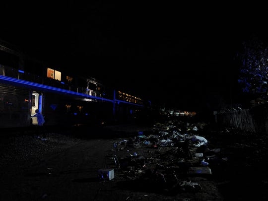 Train hits person on tracks in Salinas