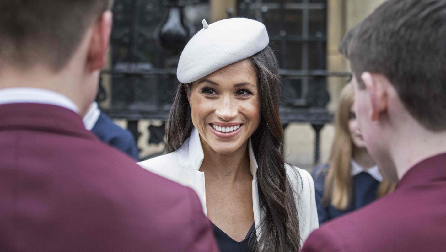 Meghan Markle's private baptism was 'beautiful,' says archbishop