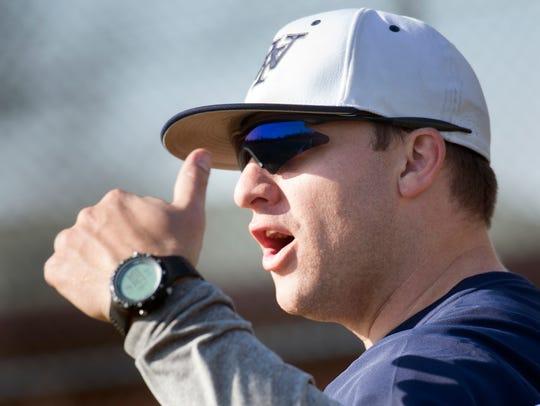 Second-year head coach Scott Erickson and the Bulldogs