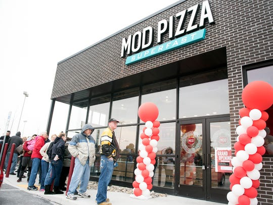 Mod Pizza is among the newest additions to the Norland Avenue area. It opened in December 2017.