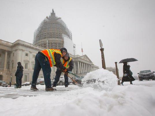 Winter Washington