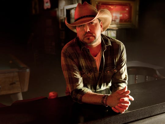 "Jason Aldean will release his new album, ""Rearview"