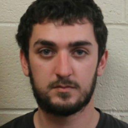Fugitive Justin Niblett.