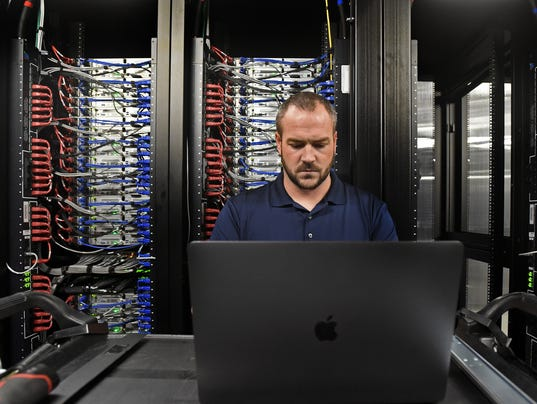 Reno Apple data center