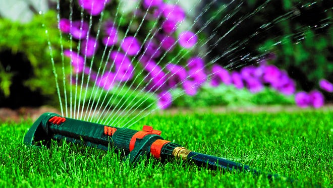 If you live in Green Bay or Ashwaubenon, don't water your lawn until further notice.
