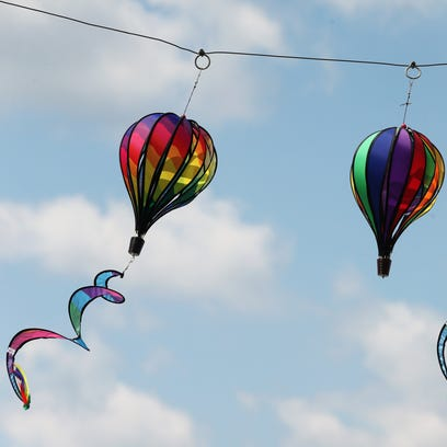 34th annual QuickChek New Jersey Festival of Ballooning