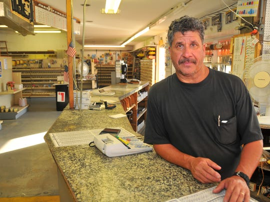 South Patrick Hardware & Lumber, a mom-and pop hardware