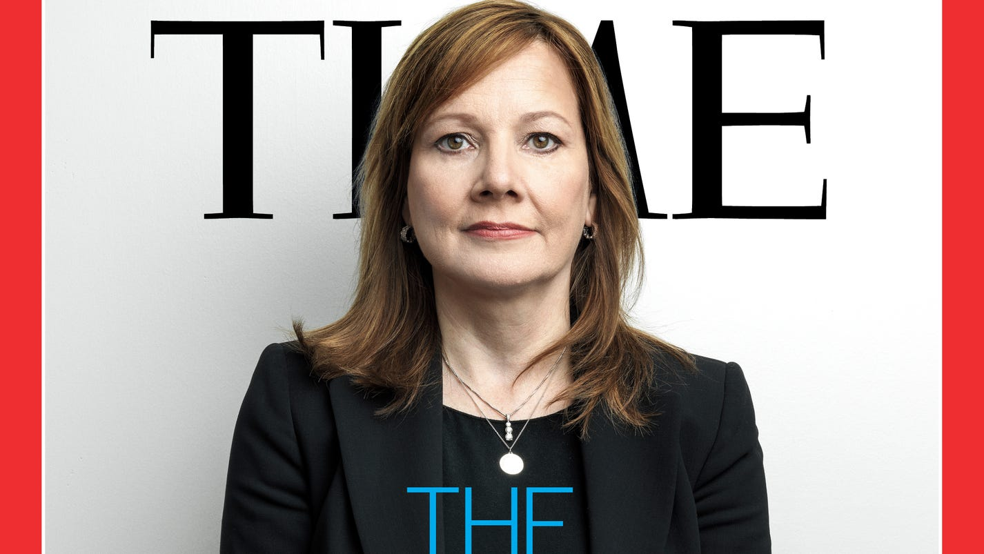 Five things 39 time 39 revealed about gm ceo mary barra for Time magazine subscription cancellation