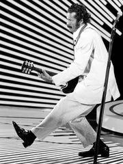 Music legend Chuck Berry