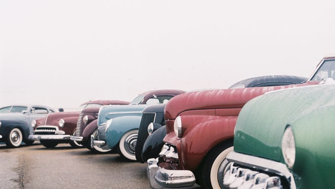 Vintage cars and motorcycles head to the Ace Hotel & Swim Club in Palm Springs Jan. 14 and 15 for Paradise Road, which celebrates Americana from the 1940s, '50s and '60s.