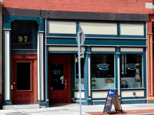 Chroma Cafe & Bakery is located at 97 Court St. in Binghamton.