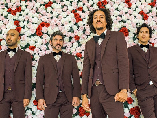 Chicano Batman will perform at Music Under the Stars.
