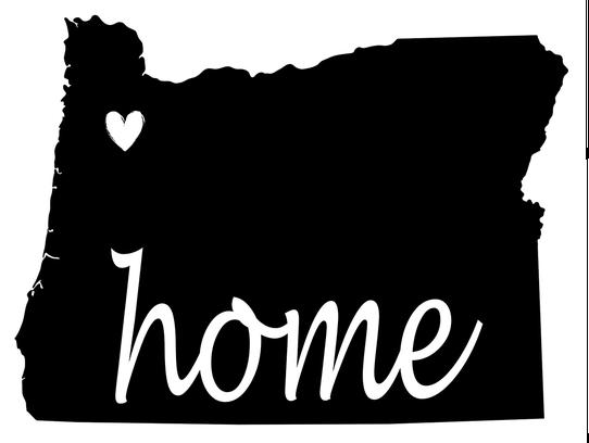 Oregon home